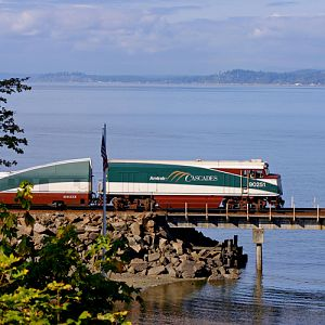 Steilacoom Amtrak
