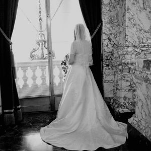 Bridal Portrait at the Capitol Building