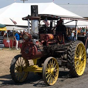 Steam Tractor