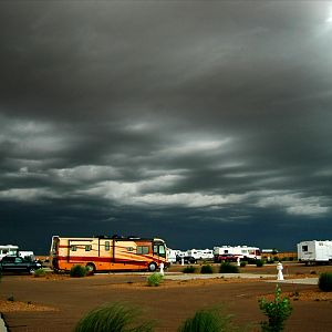 Storm in the Panhandle