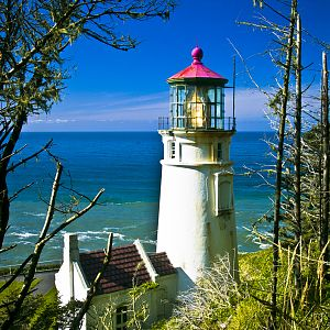 Heceta Head Lighthouse 2