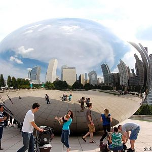 Cloud Gate #1