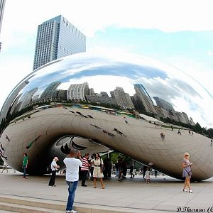 Cloud Gate # 2