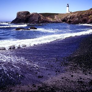 Yaquina Head (from 4x5)