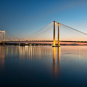 Cable Stay Bridge, Pasco, WA